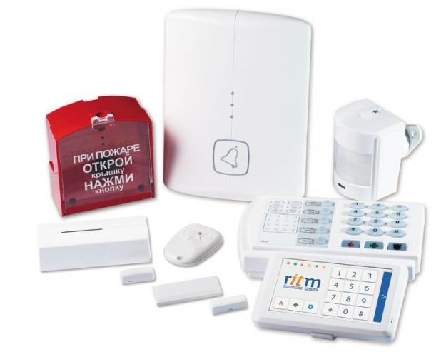 Polyvision. Замки и аксессуары. GSM Сигнализация SmartGARD. Пассивные.